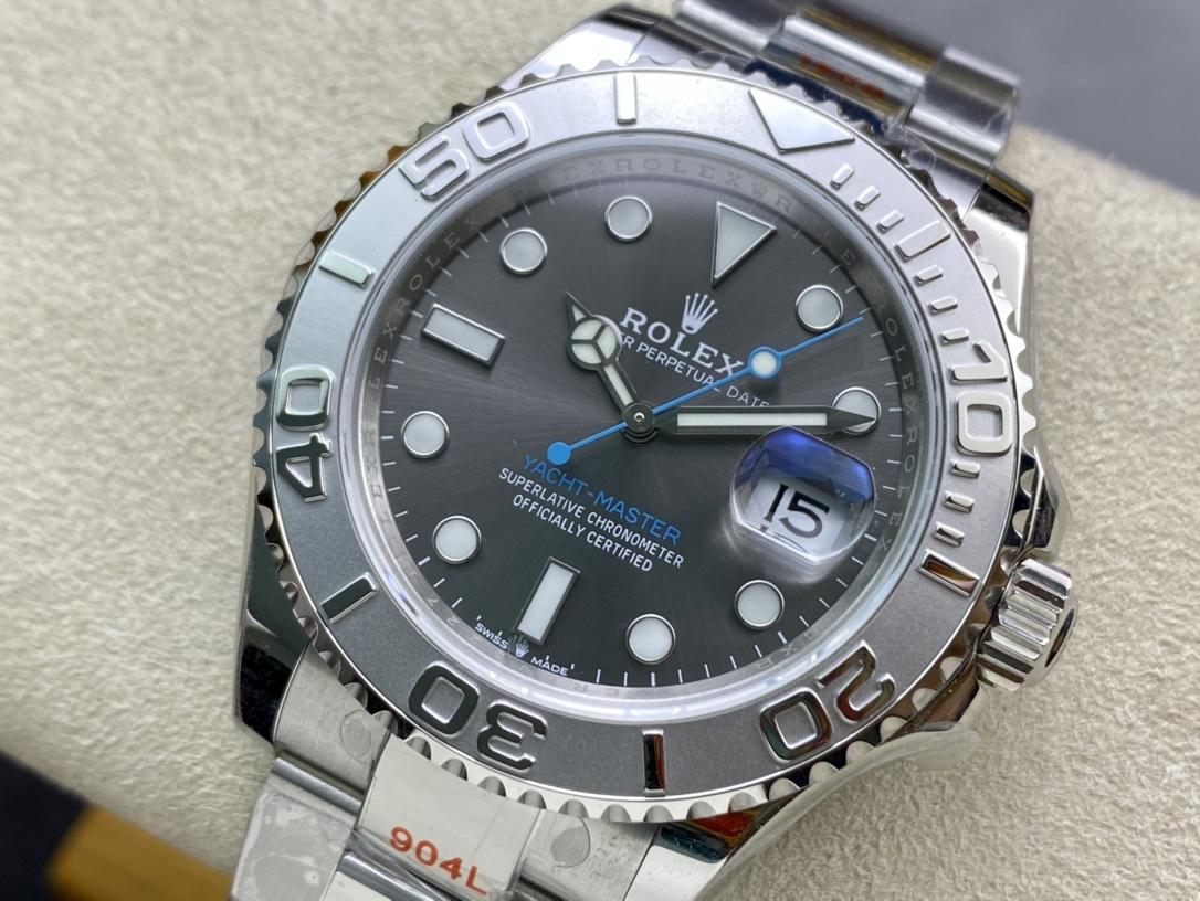 EW【2020匠心之作】最強勞力士遊艇名仕型40系列複刻手錶