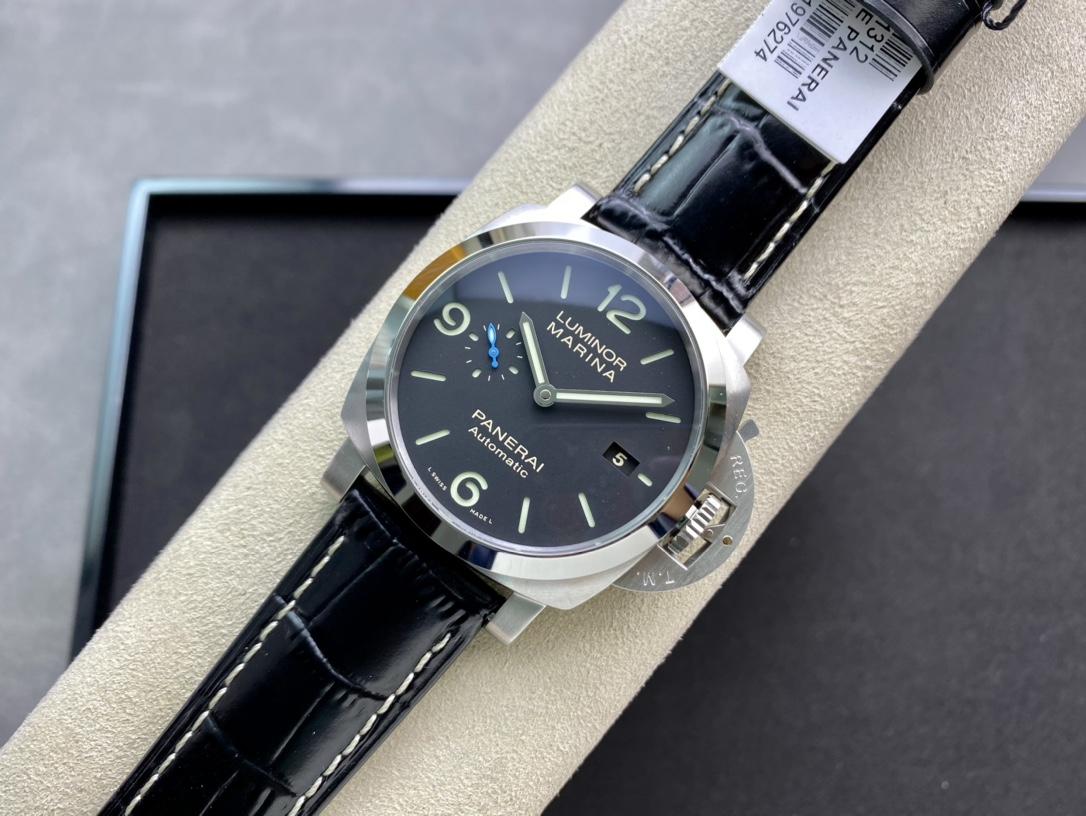 VS厂手表高仿沛纳海PAM1312尺寸44MM复刻手表