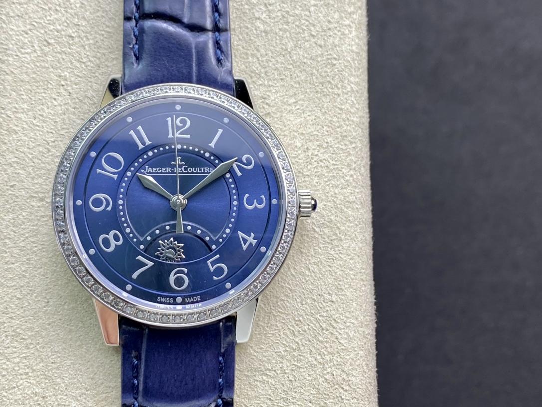 AZ厂手表高仿积家约会系列腕表34MM复刻女表