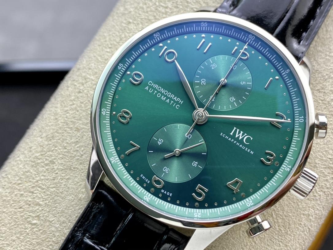AZ厂手表高仿万国表葡萄牙系列新一代背透款葡计复刻手表