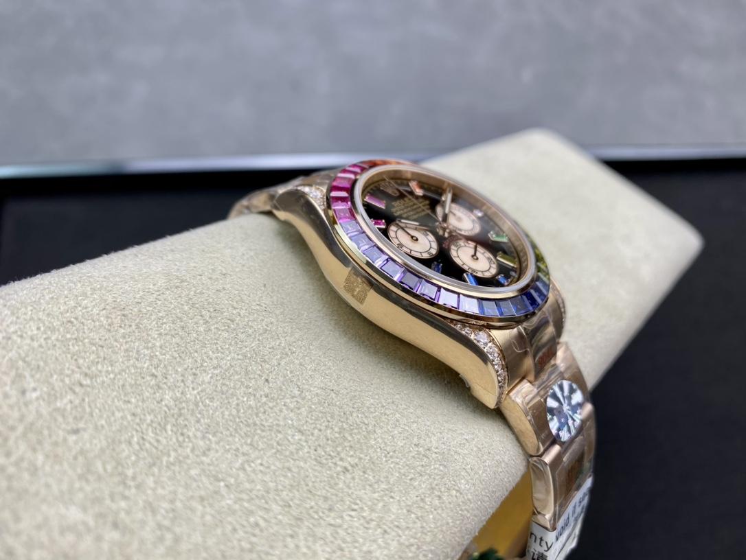 BL廠手錶高仿勞力士迪通拿彩虹迪款型號:116599RBOW-116598RBOW-116595RBOW複刻手錶