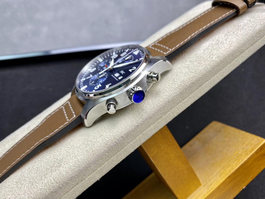 ZF廠手錶高仿萬國IWC3777飛行員計時系列仿錶