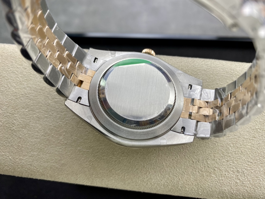 EW厂手表原版開模最高版本高仿勞力士Rolex 日誌126331型323機芯仿表