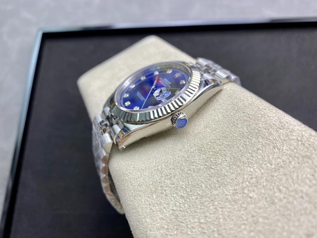 EW Factory原版開模最高版本高仿勞力士Rolex 日誌126331型323機芯仿表