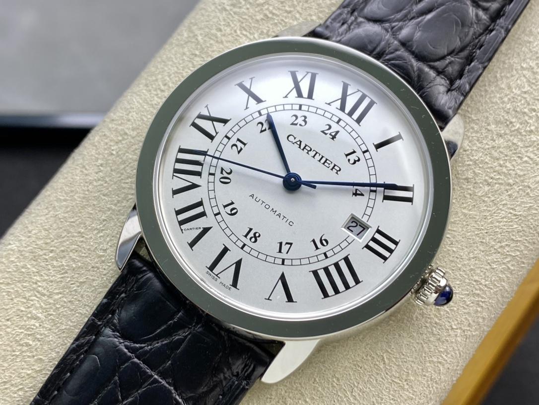 AF廠手錶高仿卡地亞倫敦男表系列42MM複刻手錶