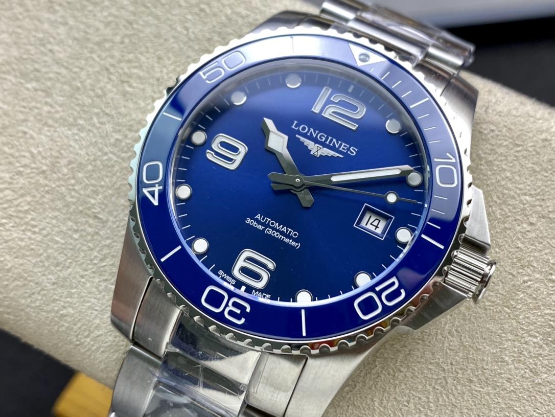 ZF廠手錶高仿浪琴康卡斯系列複刻手錶 性價比之王