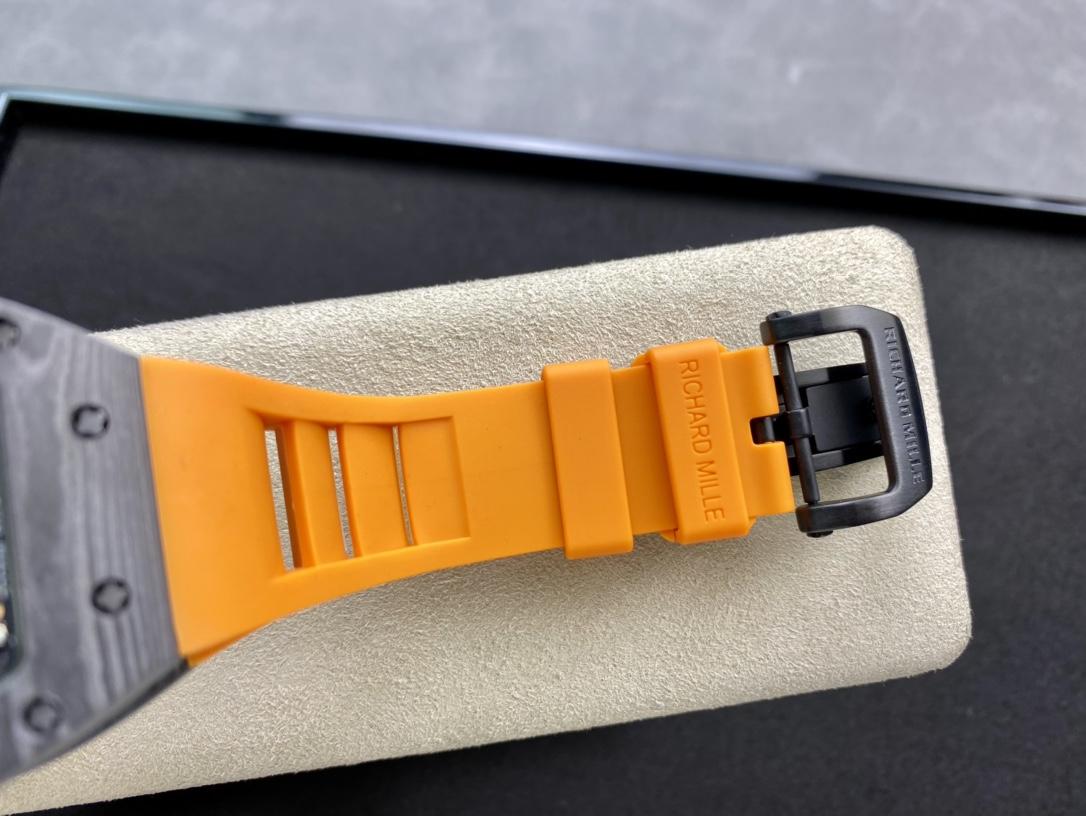 成龍大哥同款Jack Chen Richard Mille高仿理查德米勒RM57-03飛龍在天系列複刻手錶