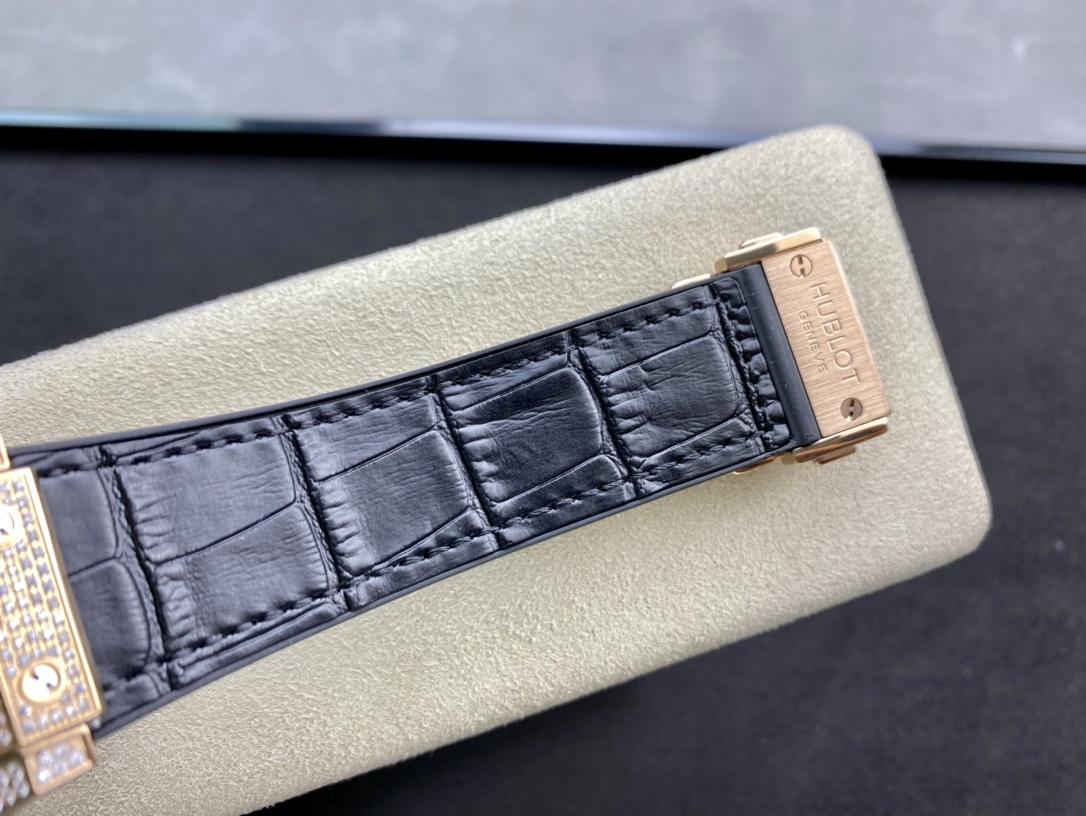親民版高仿恒寶宇舶經典融合系列全自動機械機芯45mm複刻手錶