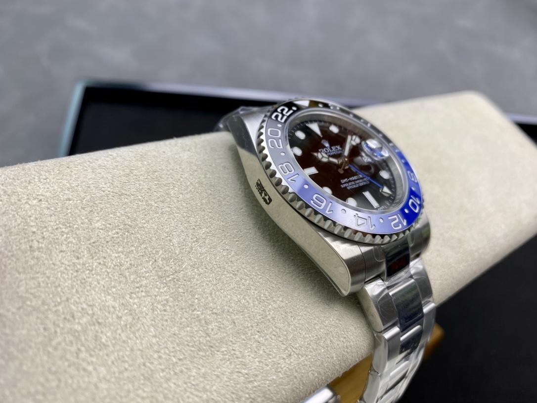EW廠手錶高仿勞力士格林尼治型40系列GMT功能仿表