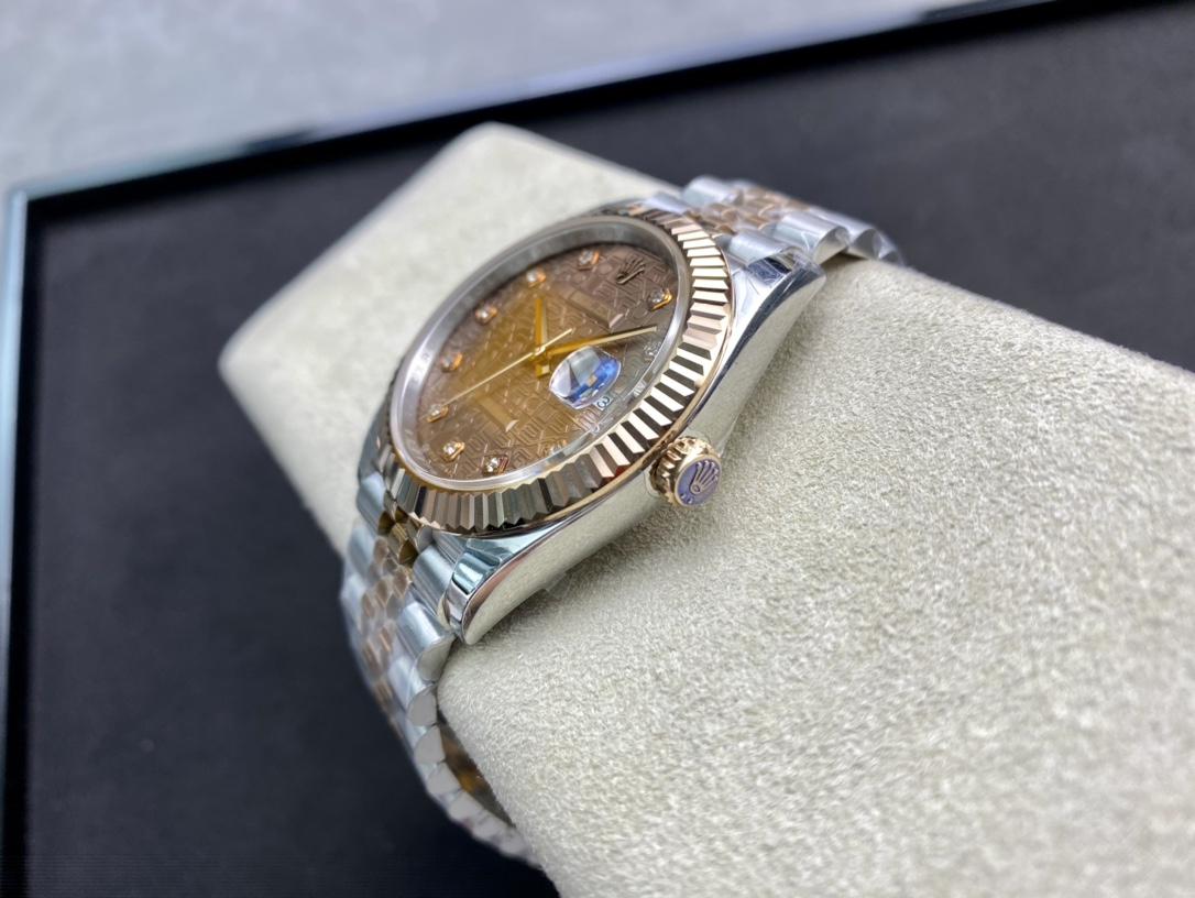 EW Factory V3升級版原版開模最高版本高仿勞力士Rolex 日誌型126331裝3235機芯複刻手錶