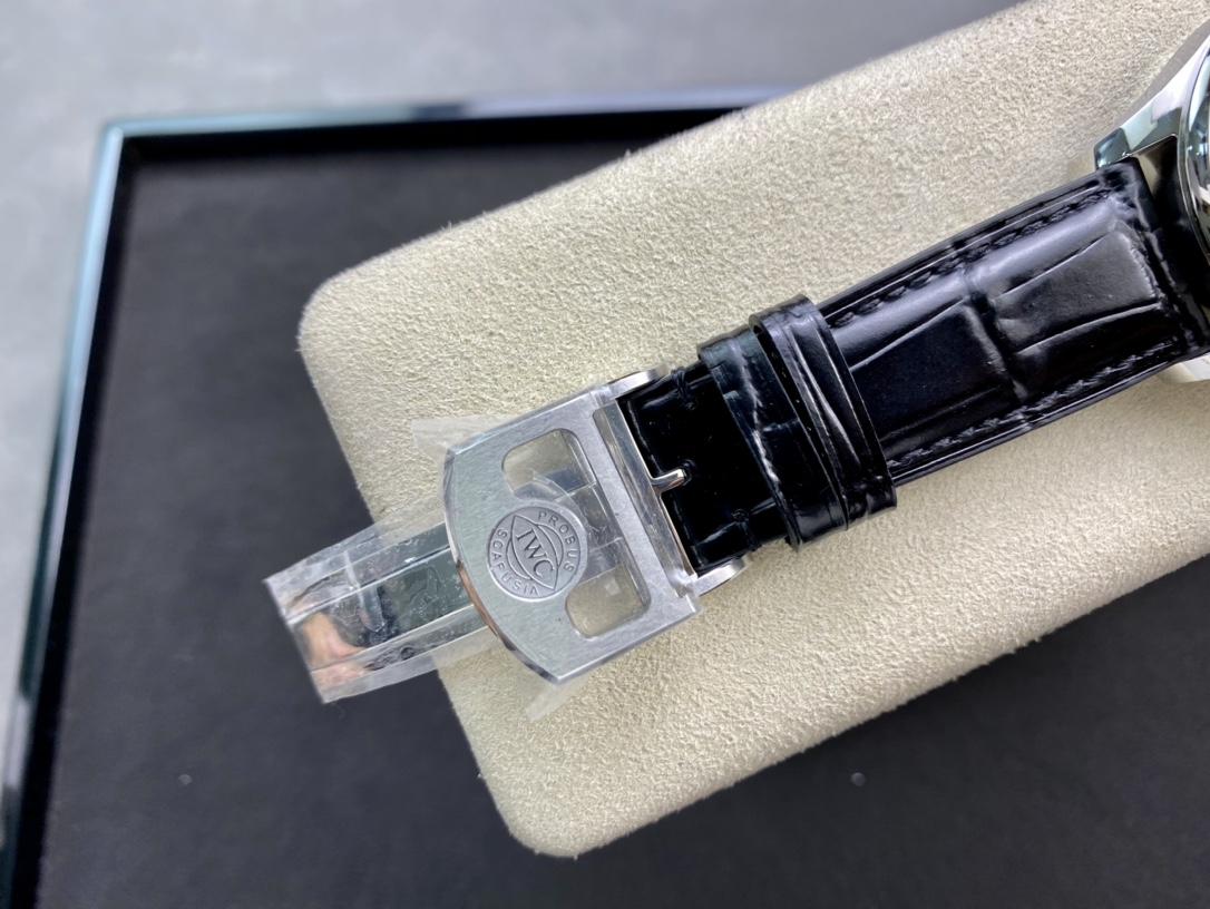 YL廠手錶高仿萬國IWC最新款葡萄牙系列自動小三針40mm四款型號:IW358303 IW358304 IW358305 IW358306搭配82200機芯複刻手錶