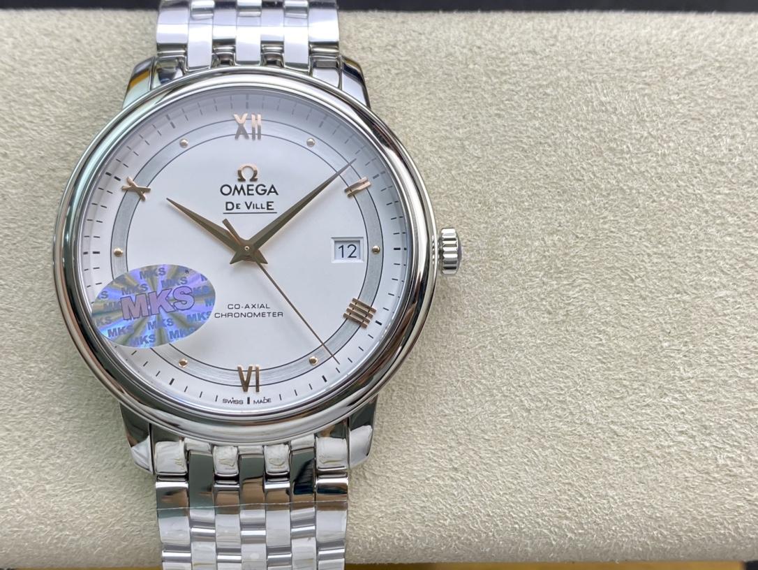 MKS Factory高仿歐米茄蝶飛系列複刻手錶仿表腕表
