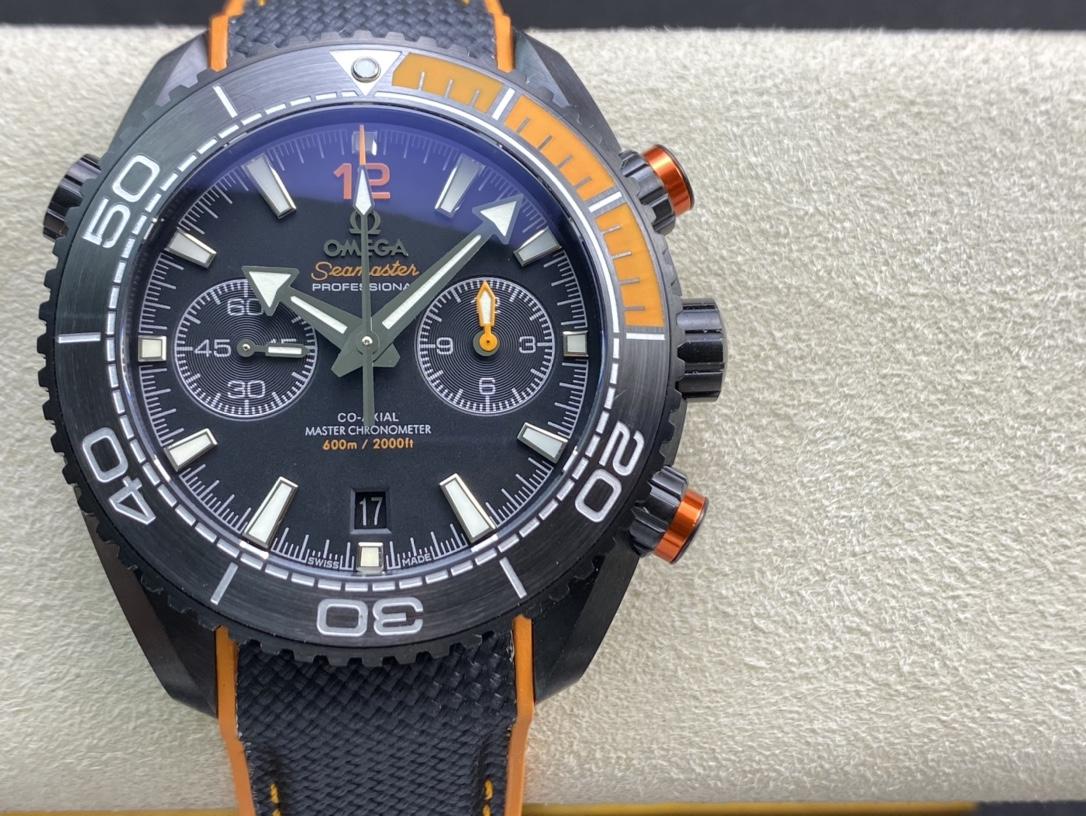 OM Factory高仿歐米茄計時款海洋宇宙宇宙傳奇600米複刻手錶