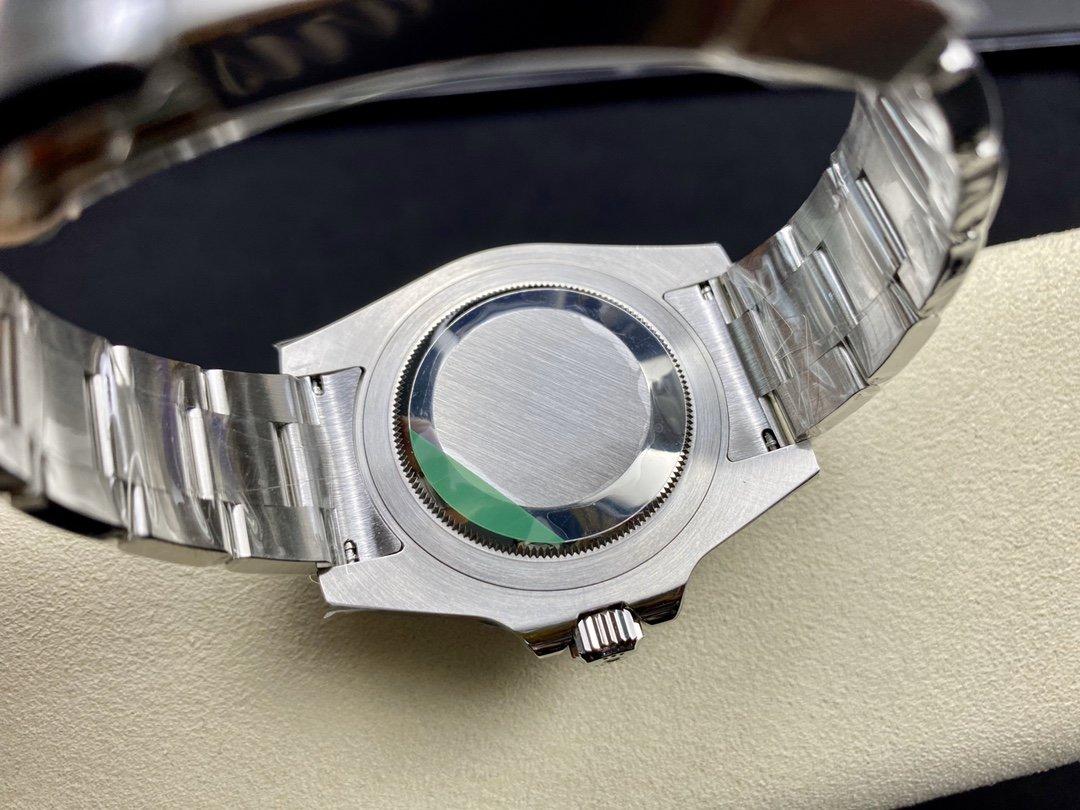 AR廠手錶仿表勞力士格林尼治型二代116710LN仿表,n廠手錶