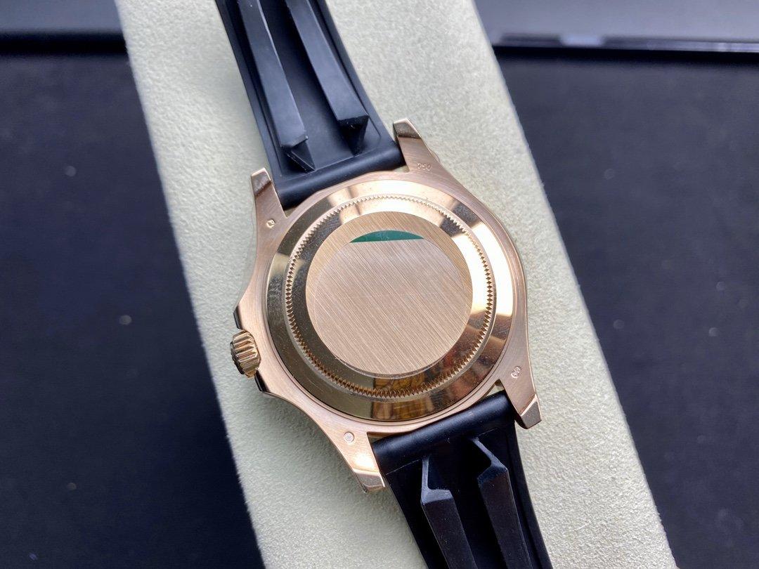N廠手錶仿表勞力士116655金遊艇高仿手錶,N廠手錶