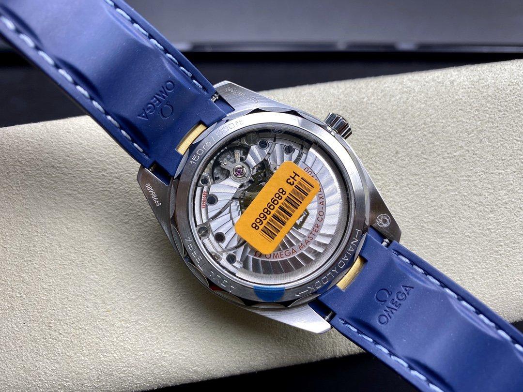 VS廠手錶仿表歐米茄OMEGAVS海馬150米新金針隊長複刻表,N廠手錶