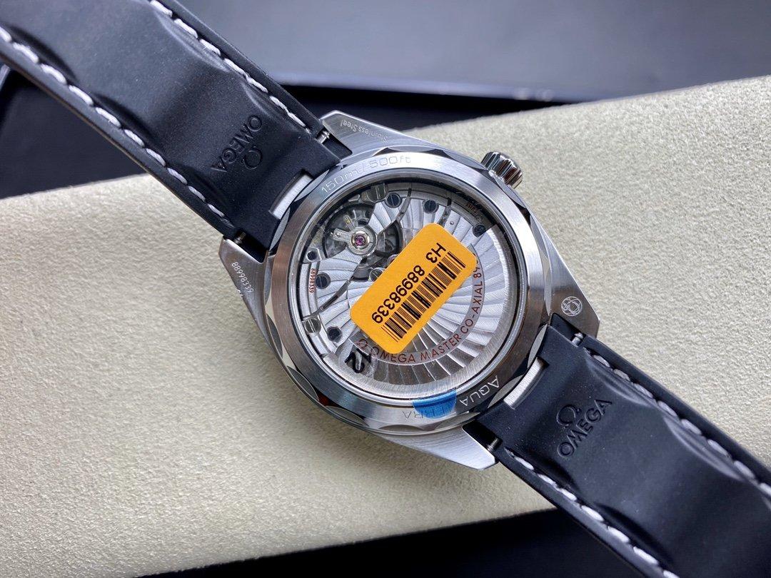 VS廠手錶仿表歐米茄OMEGA綠海馬150米柚木盤高仿表,N廠手錶