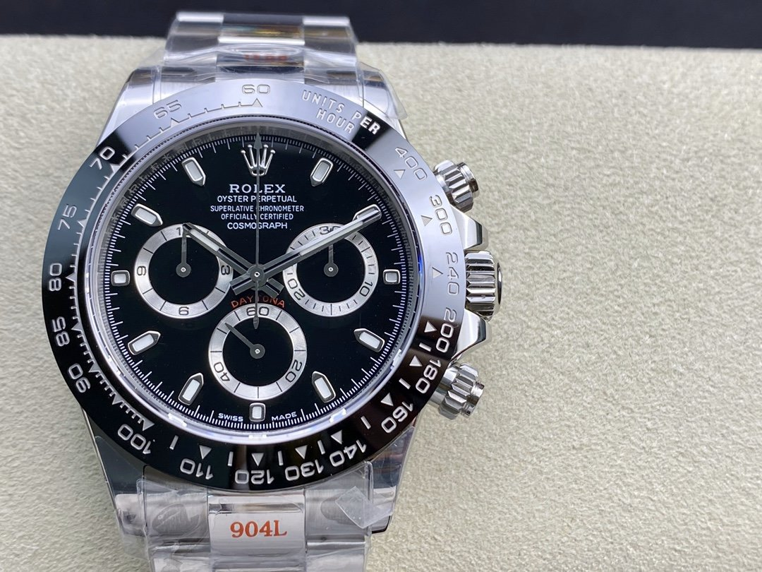N廠手錶仿表勞力士迪通拿4130機芯複刻手錶,N廠手錶