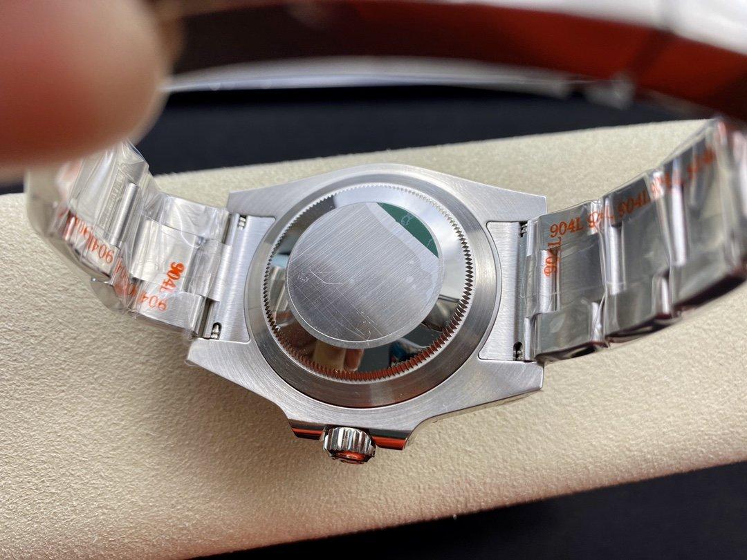 N廠手錶仿表勞力士無曆水鬼SUB 無曆黑水鬼3130機械,N廠手錶