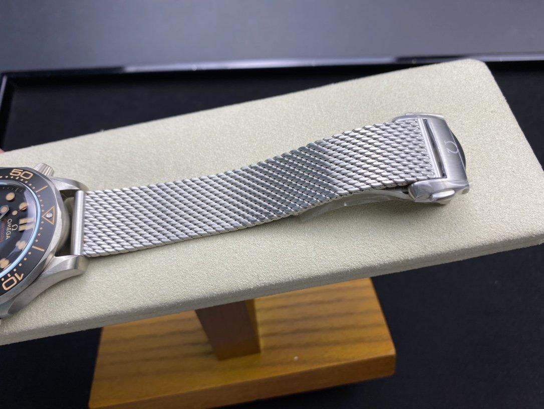 VS廠手錶仿表歐米茄邦德007-無暇赴死高仿表,N廠手錶