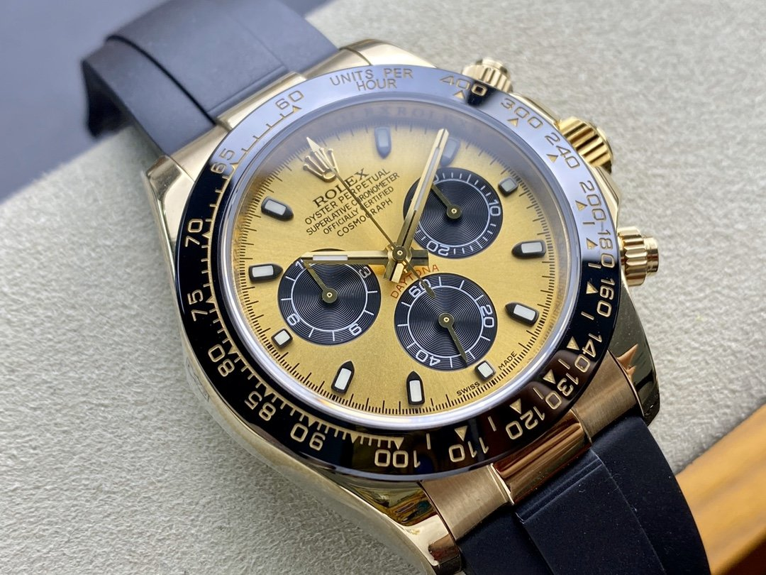 NOOB FACTORY ROLEX仿表勞力士迪通拿複刻手錶,N廠手錶