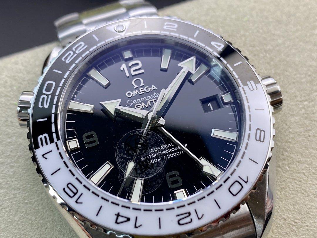 VS Factory omega watch 仿表歐米茄海馬600GMT太極圈43.5mm高仿表,N廠手錶