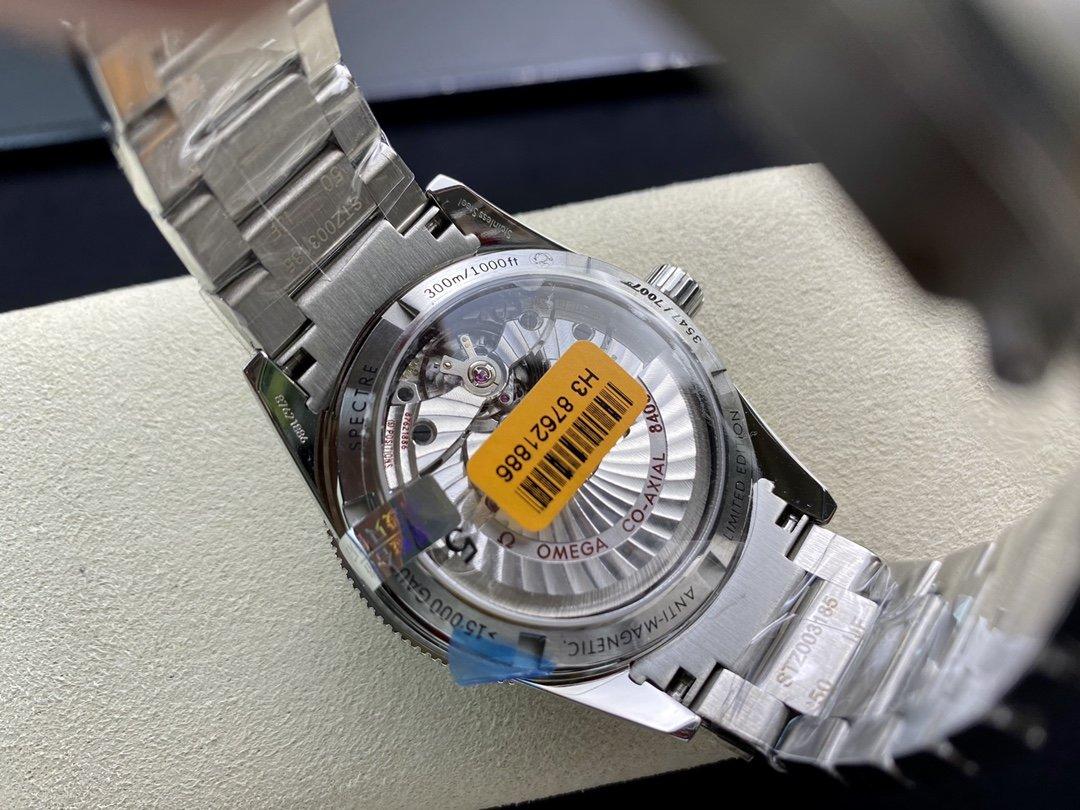 VS Factoty omega複刻表歐米茄幽靈黨007高仿手錶,N廠手錶