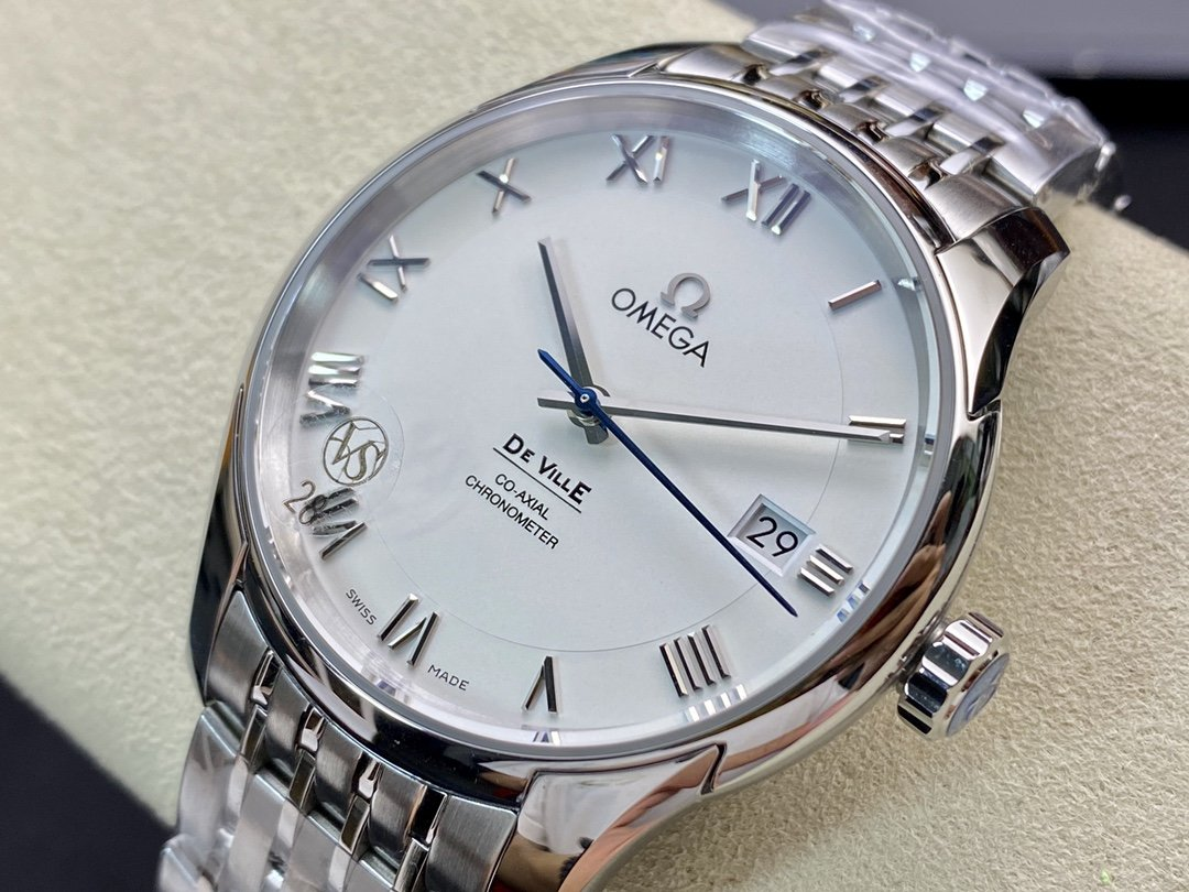 VS Factory omega watch仿表歐米茄經典蝶飛8500機芯複刻表,N廠手錶