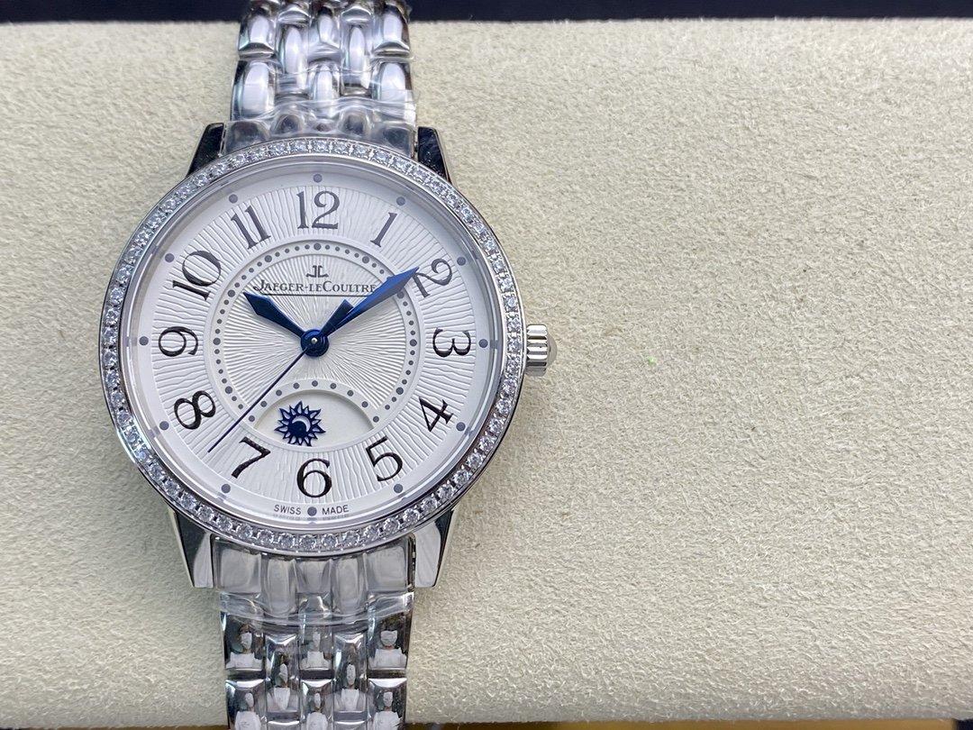 ZF廠手錶仿表積家約會系列腕表,N廠手錶