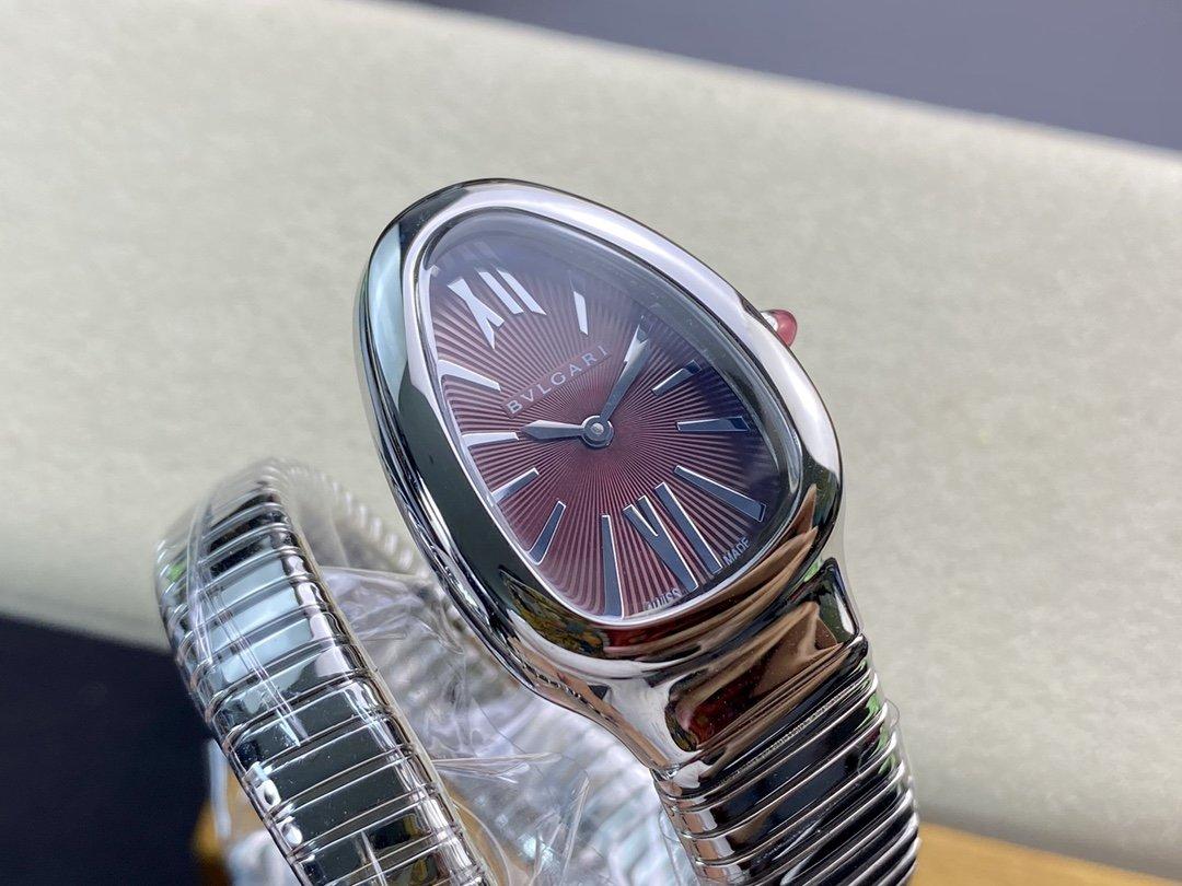 BV廠手錶仿表寶格麗蛇形經典,N廠手錶