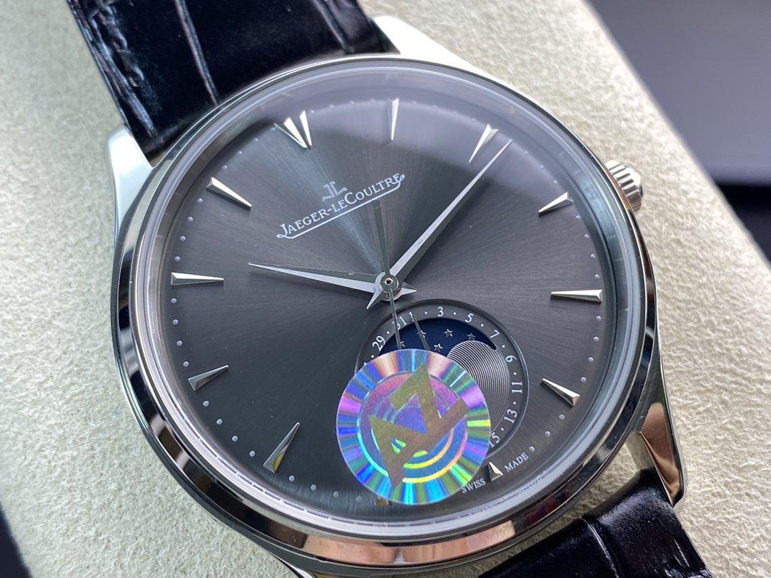AZ廠手錶仿表積家Jaeger-LeCoultre MASTER CONTROL月相大師系列,N廠手錶