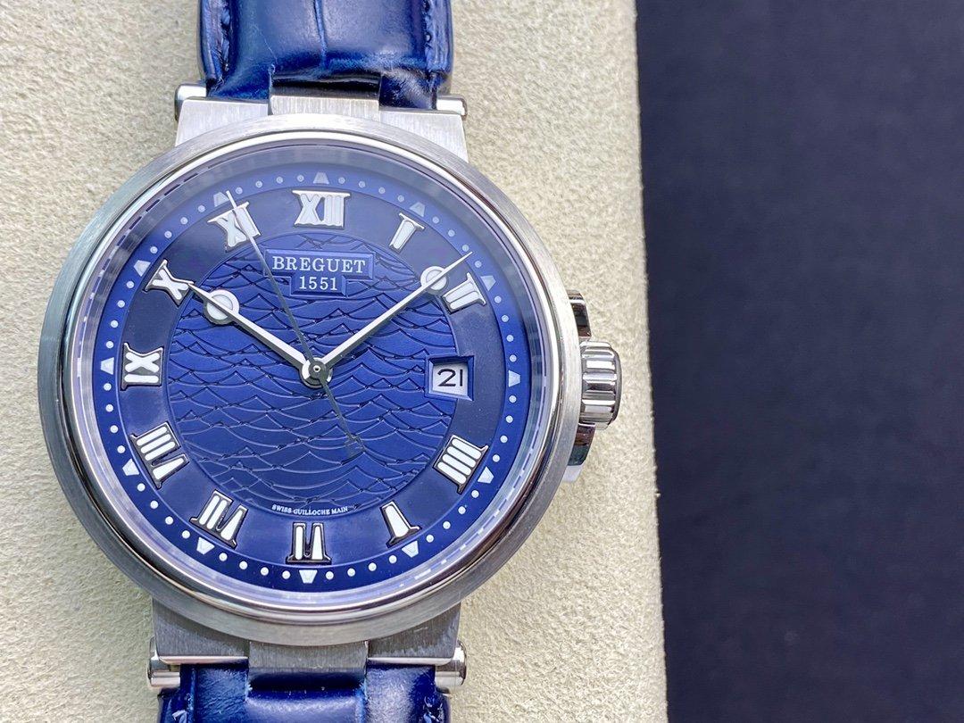 仿表寶璣MARINE航海系列5517款腕表V9廠手錶,N廠手錶