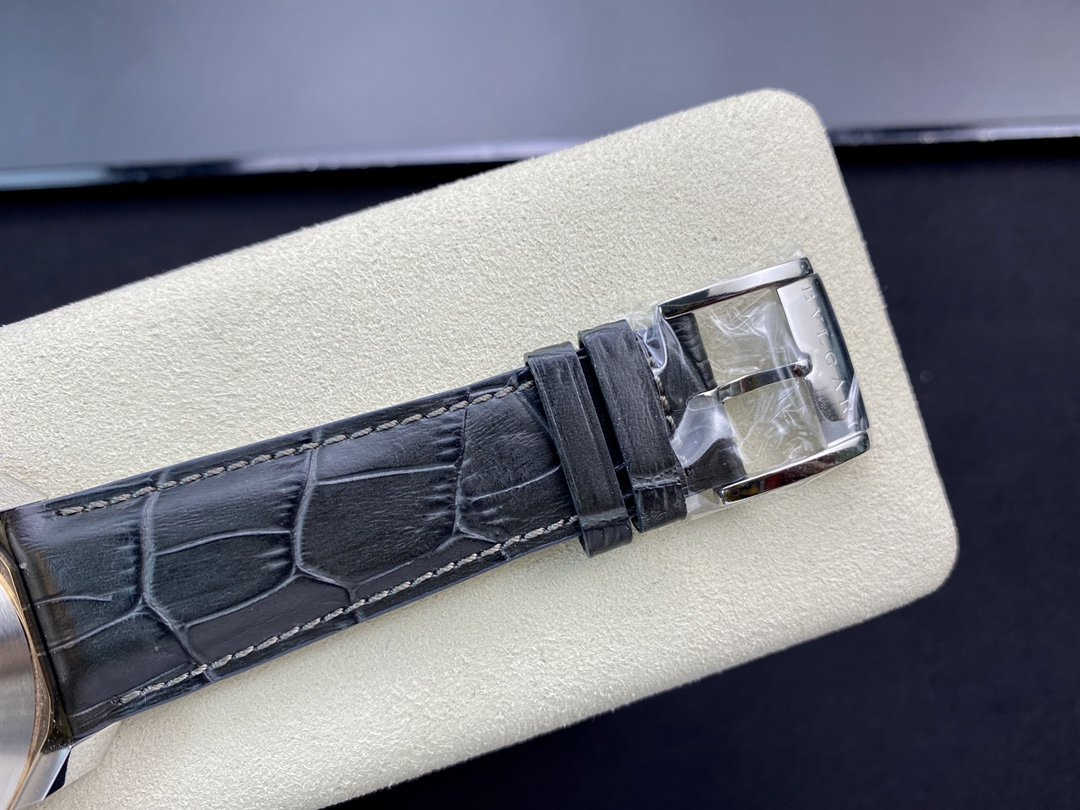BV Factory宝格丽OCTO系列OCTO SOLOTEMPO腕表,N厂手表