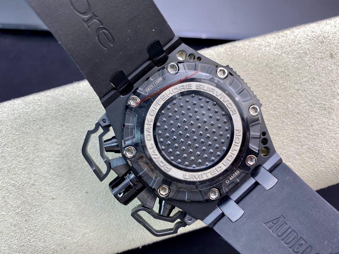 NOOB FACTORY N廠手錶神作愛彼倖存者皇家橡樹離岸型Survivor限量版,N廠手錶