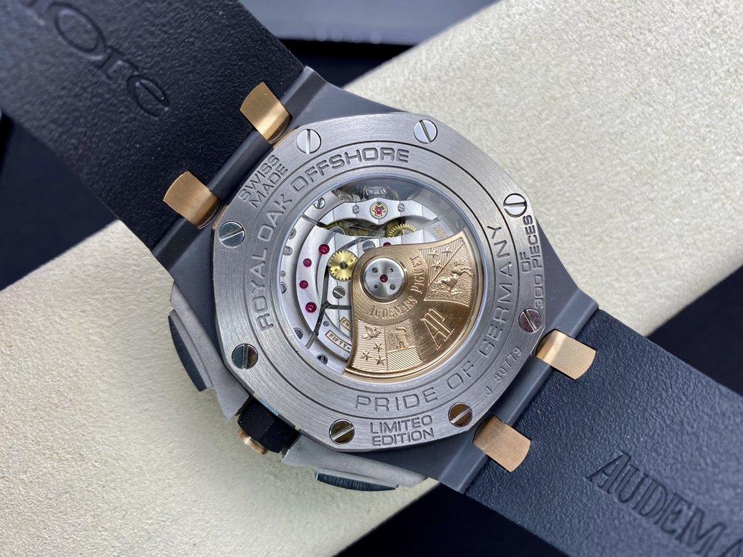 JF廠手錶仿表愛彼AP皇家橡樹離岸型26415CE計時系列,N廠手錶
