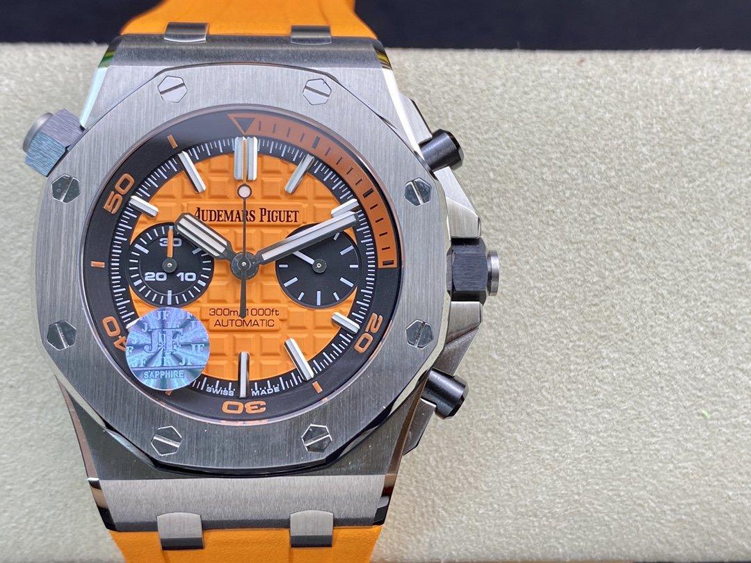 JF廠手錶AP仿表愛彼AP26703計時腕表,N廠手錶