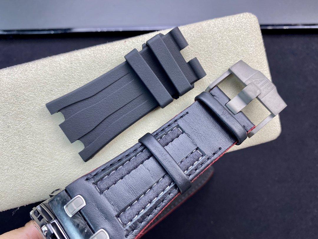 JF廠手錶AP仿表愛彼GP系列v3版3126機芯複刻手錶,N廠手錶