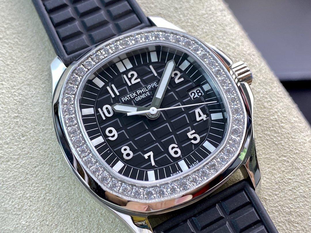 PPF廠手錶石英女表仿表PATEK PHILIPPE百達翡麗5067A,N廠手錶