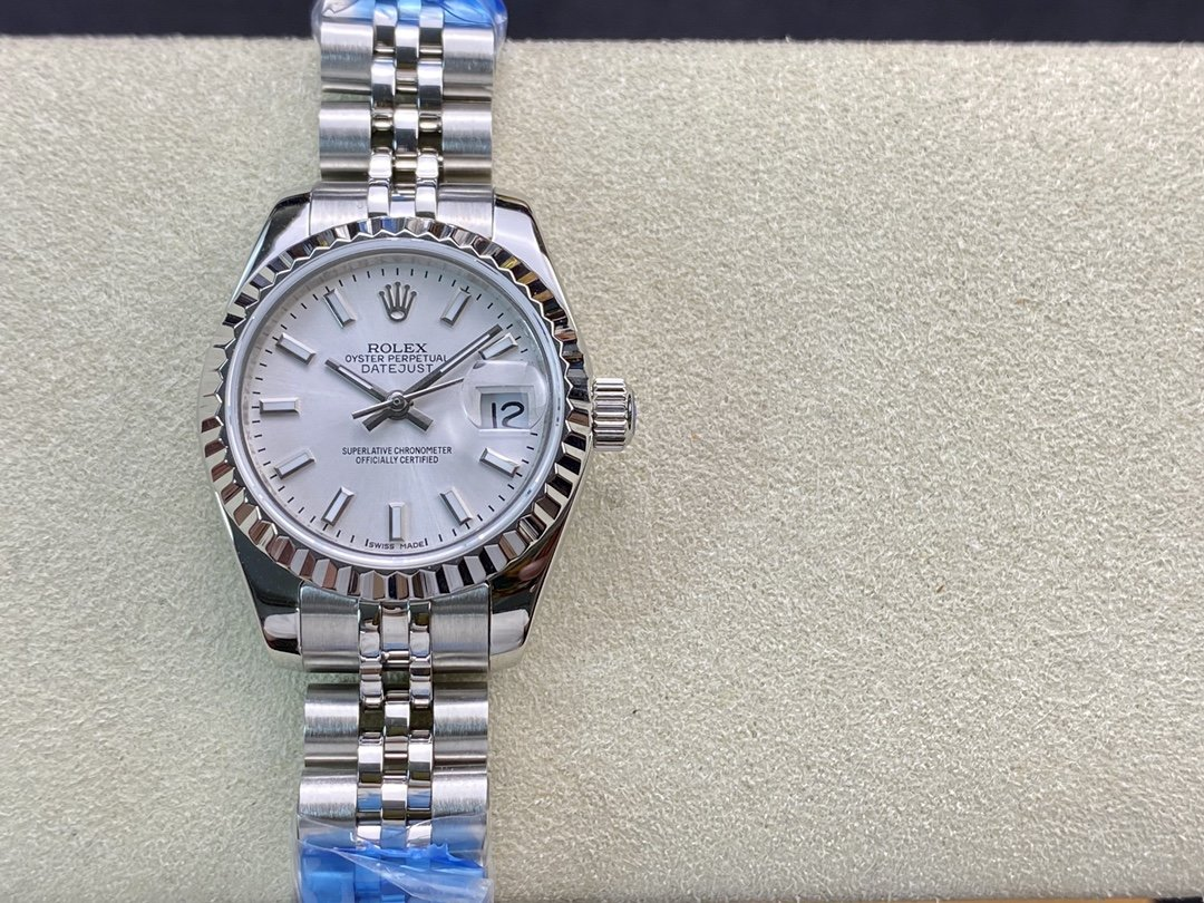 WF廠手錶勞力士女裝28㎜日誌型279174-0009,N廠手錶