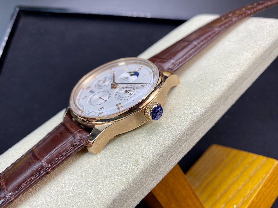 V9廠手錶仿表萬國葡萄牙系列真萬年曆,N廠手錶