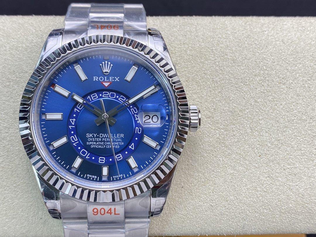 N廠手錶仿表勞力士Rolex Sky-Dweller天行者系列,N廠手錶