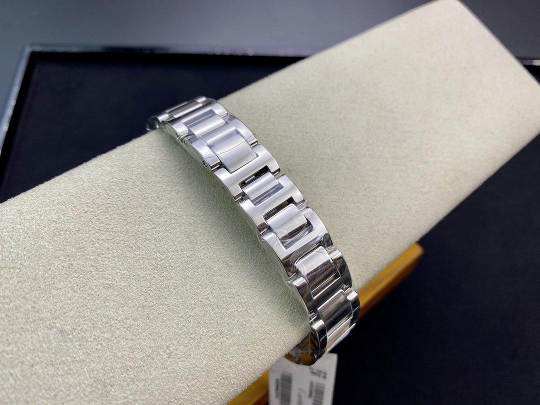 高端硬貨18k鍍金卡地亞真鑽藍氣球28/33MM,N廠手錶