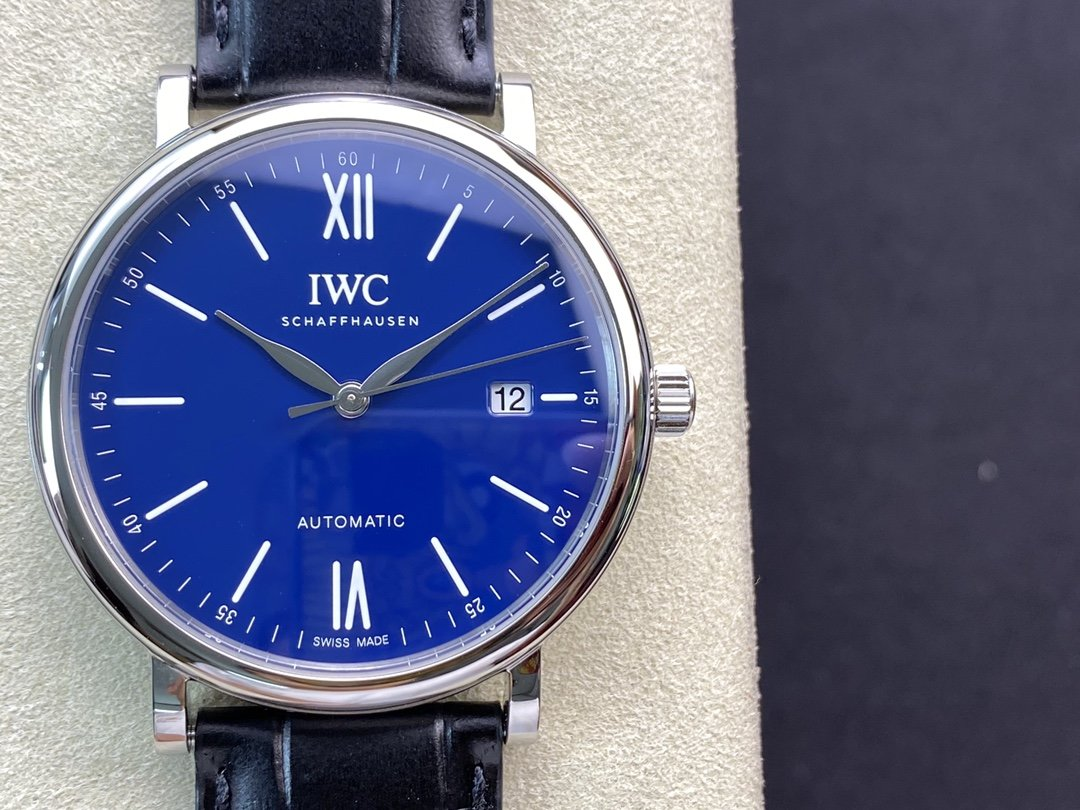 V7廠手錶仿表萬國IWC波濤菲諾高仿表,N廠手錶