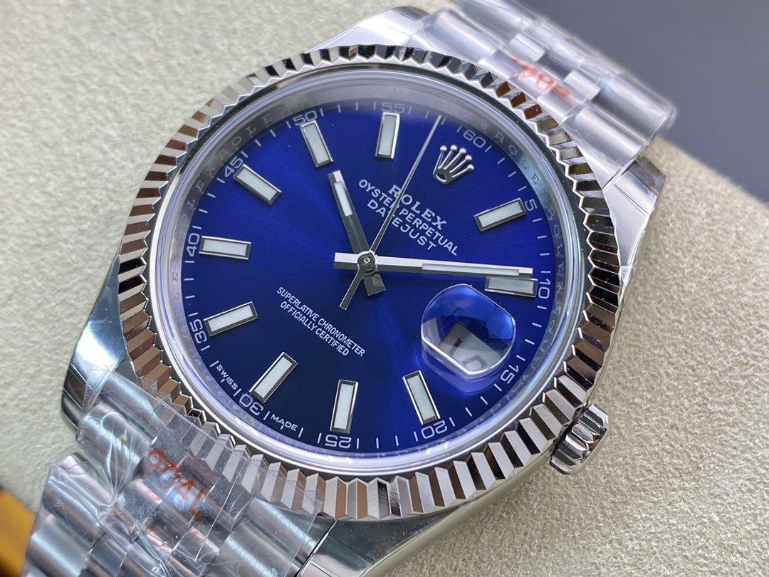 N廠手錶仿表ROLEX勞力士904鋼日誌型41mm,N廠手錶