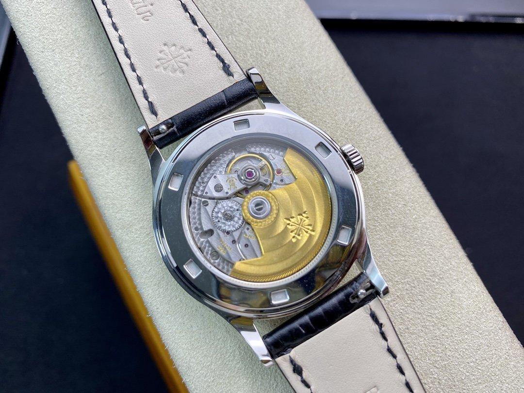 AC廠手錶仿表百達翡麗CALATRAVA,5296R系列38mm複刻手錶,N廠手錶