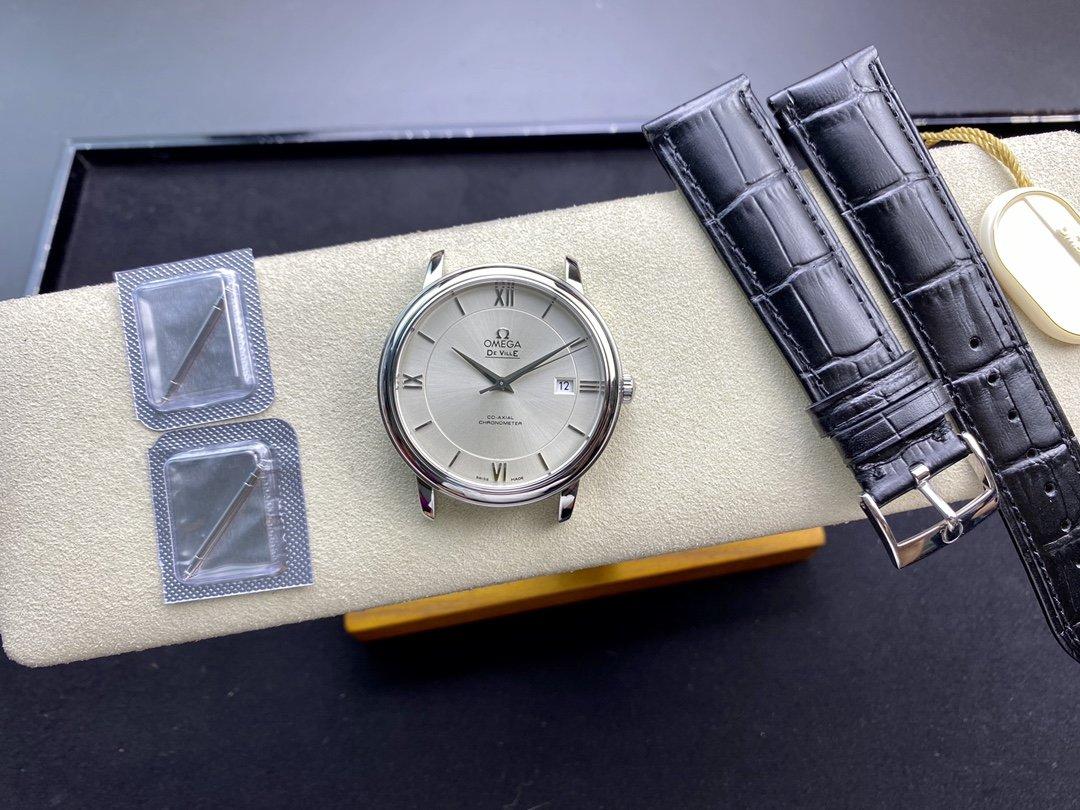 正品配件KZ工廠頂配版歐米茄蝶飛複刻手錶,N廠手錶