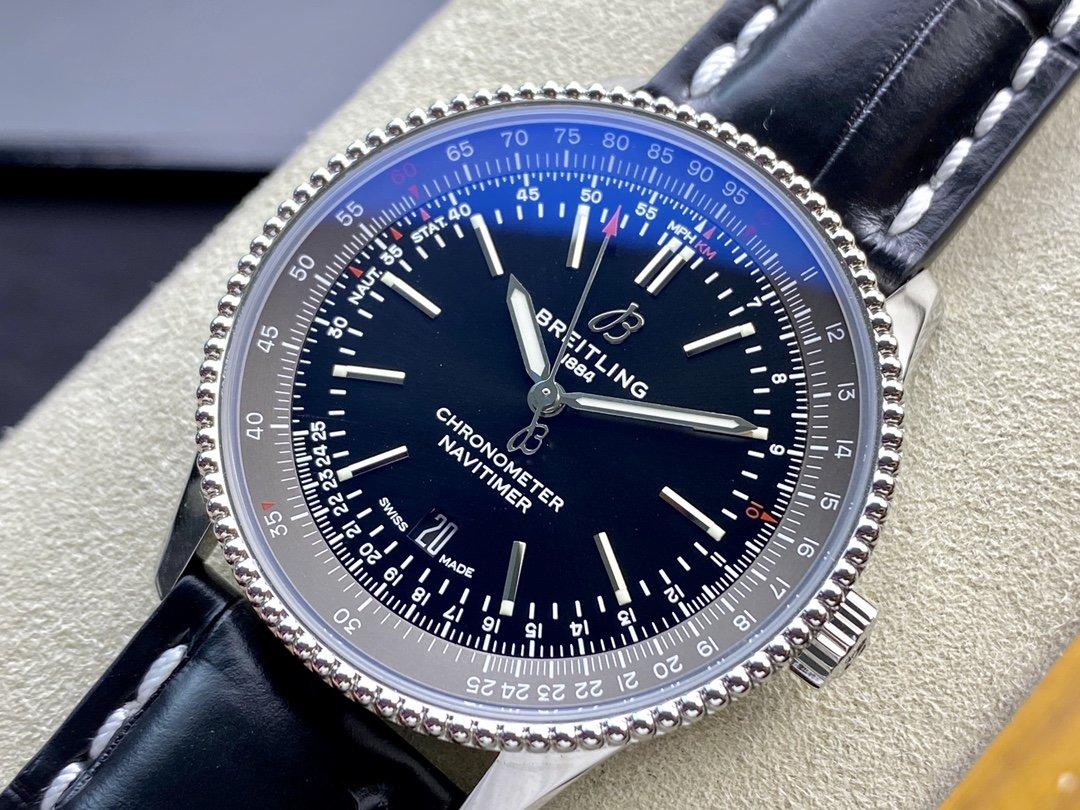 V7廠手錶百年靈航空計時1系列 41mm仿表,N廠手錶