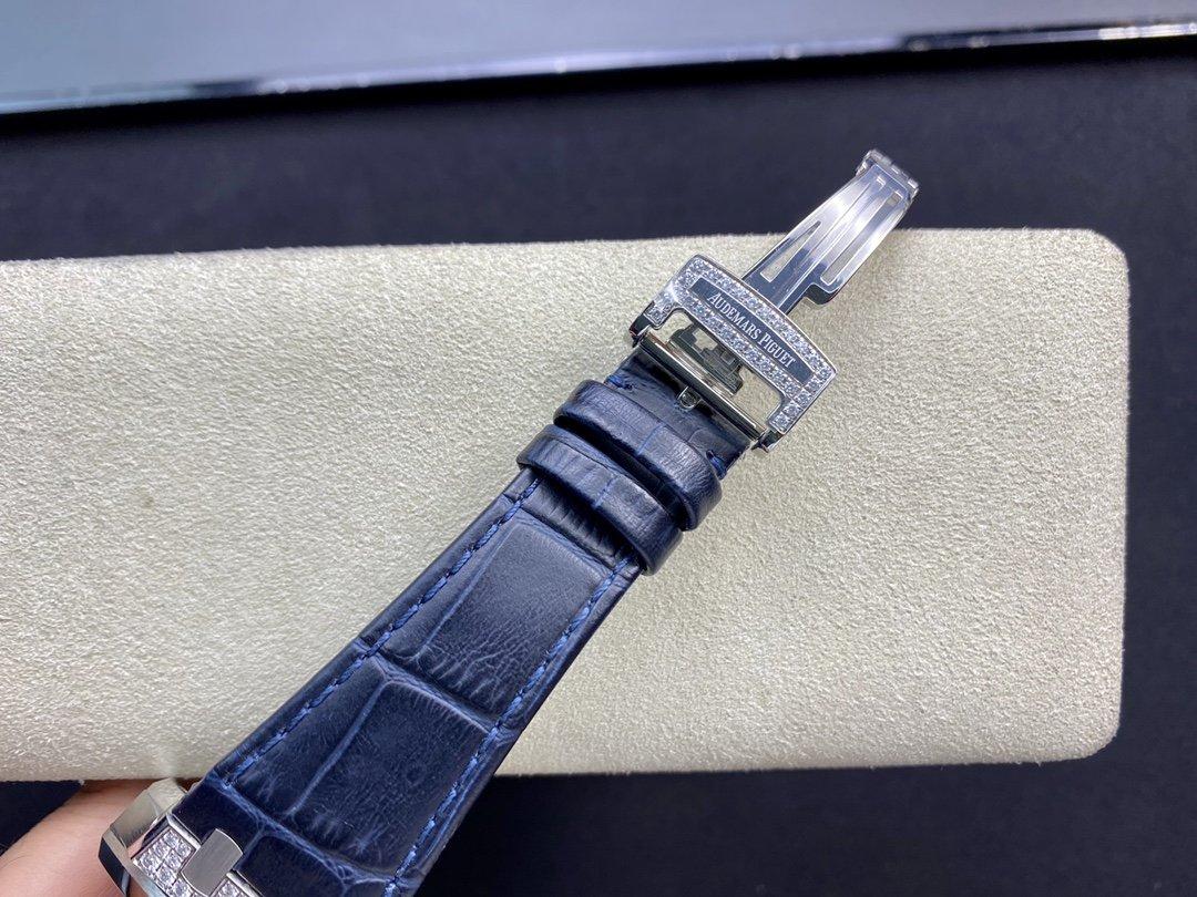 JF廠手錶AP愛彼皇家橡樹15452滿天星鑽殼情侶對表,N廠手錶