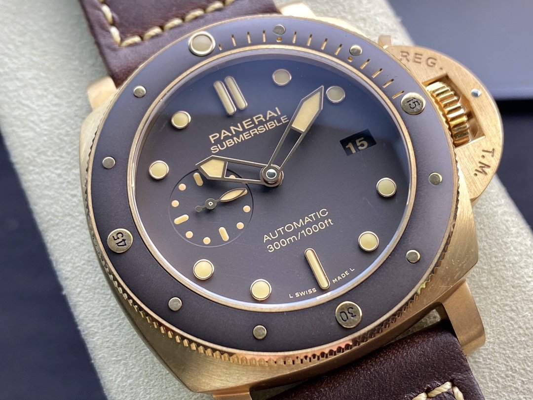 VS廠手錶沛納海青銅之王PAM968 47MM複刻手錶,N廠手錶