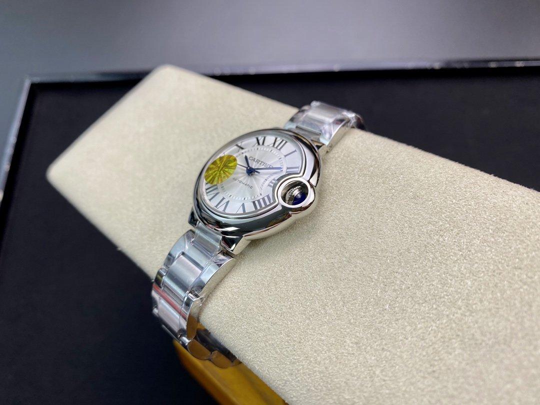 AF廠手錶仿表卡地亞藍氣球大熱門之33mm系列,N廠手錶